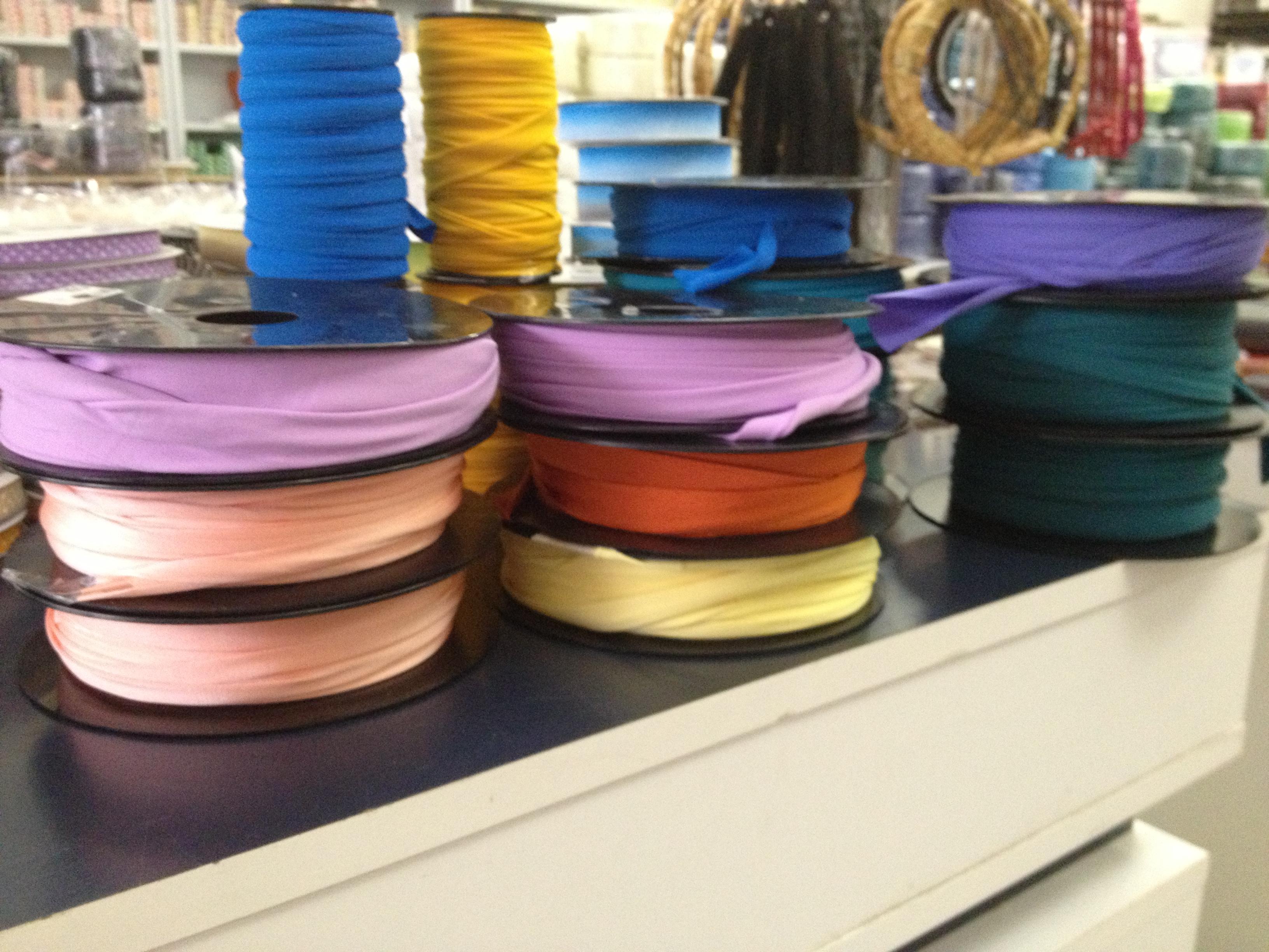 Fettuccia per borse sanotint light tabella colori for Colori sanotint light